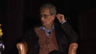 Amartya Sen and Elinor Ostrom - A discussion on Global Justice