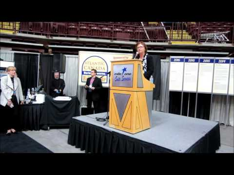Atlantic Canada Marine Industries Hall of Fame Inductees - NL 2016