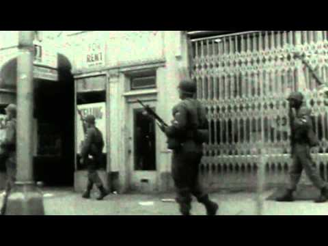 Jimi Hendrix: Voodoo Child - Race Riots