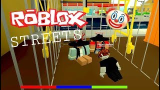 Roblox The Streets Clips#4 (FUNNY MOMENTS)!!