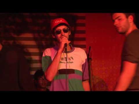 BSV  - Live Happening im Club Voltaire Tübingen (18.07.2015)