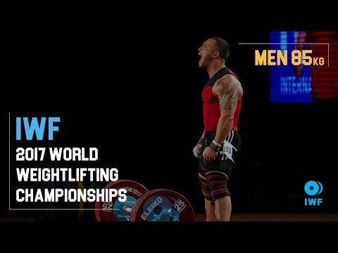 Arley Mendez | 2017 Men's 85kg IWF World Champion