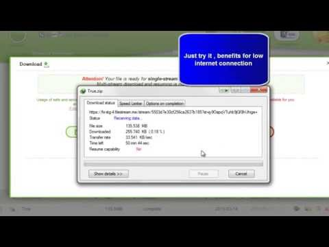 How to download Torrent files without seeds ( Internet Downloader Manager tips )