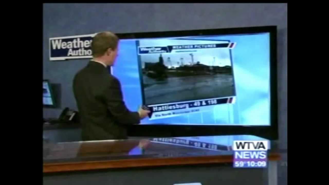NMSCAS Hattiesburg Tornado shown on WTVA