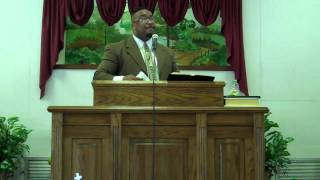 "Bro David M. Tillman Jr. ""Canceling The Criticism Of The Critics"" PT IV"