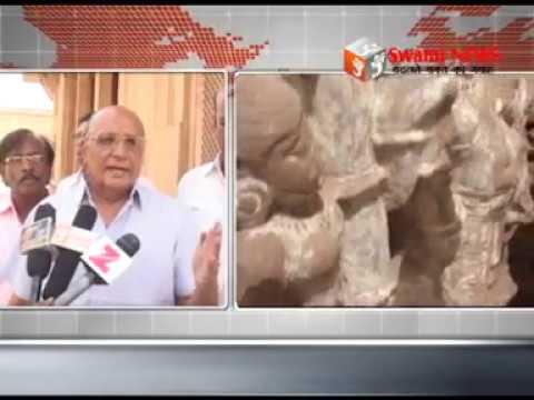 जैन प्रतिमाओं की बेकद्री से जैन समाज में रोश