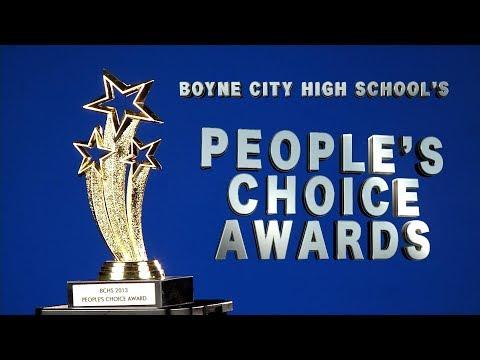 Boyne City High School's 2020 People's Choice Awards