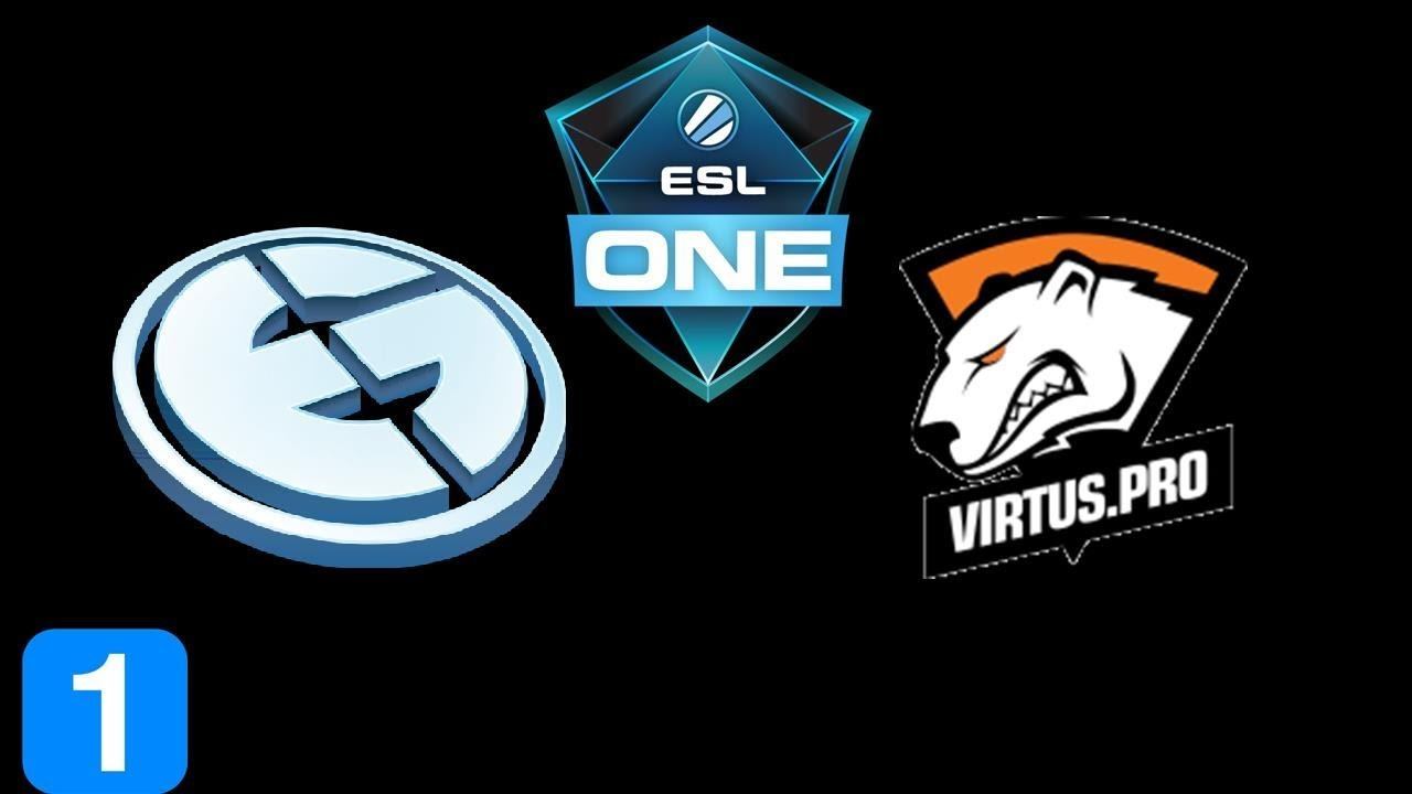 EG vs VP Game 1  ESL One Genting 2018 Highlights Dota 2