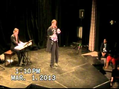 David Gonzalez and Daniel Kelly perform 'Sleeping Beauty' | The College of New Rochelle