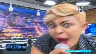 #theTrend Lip sync battle with Larry, Size 8, Willy Paul, Ann Okumu and DJ GJO