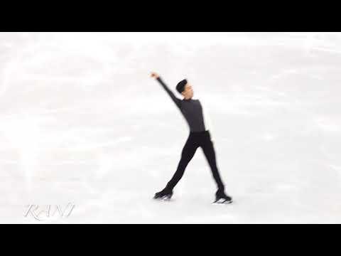 Nathan Chen Short program(SP) 4K 180216 Pyeongchang 2018 Figure Skating Men Single