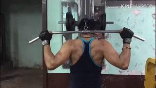#Jeev zala yeda pisa ashok desai at gym