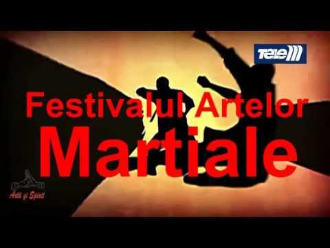 Arta si Spirit 13 august 2016 stilul Wing Chun  condus de Sifu Paul PopaFestivalul Artelor martiale