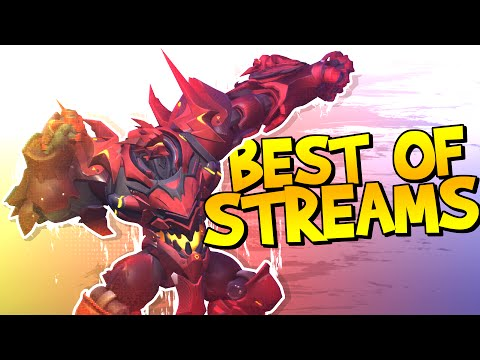 Overwatch SHENANIGANS! - Best of Streams #1 (Full Overwatch Livestream Gameplay)