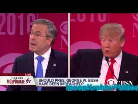 [YTP] Jeb Bush Is Sick And Tired Of Everyone