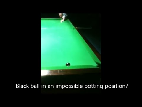 Best Snooker Shot Ever