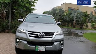 Toyota Fortuner Diesel 2.8 1GD | Sigma 4 | Owners Review: Price, Specs & Features | PakWheels