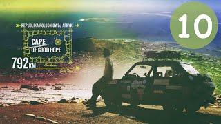 Maluchem przez Afrykę #10 OSTATNIA prosta!!! Odcinek 10/10 [NAMIBIA - RPA]