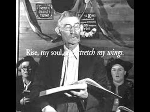 "Lined-out Hymnody: Kentucky Old Regular Baptists Sing ""I Am A Poor Pilgrim Of Sorrow."" 1993"