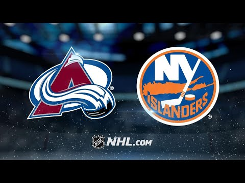 Barzal's five assists lift Isles past Avalanche, 6-4