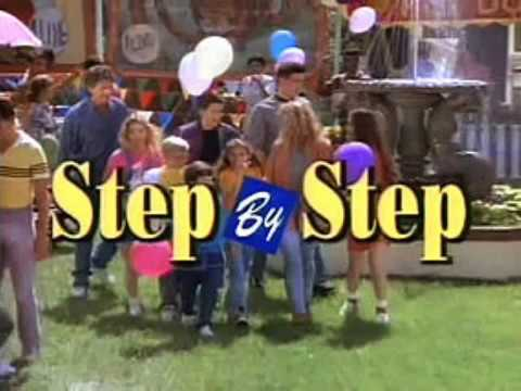 Step by step day by day theme song lyrics