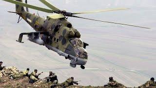 В Сирии утром 1 августа сбит вертолет российских ВКС.