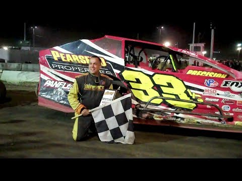 Modifieds at Middletown 2018 - Tommy Meier Wins Middletown