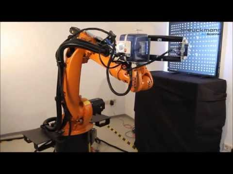 Automated 3D Scanning