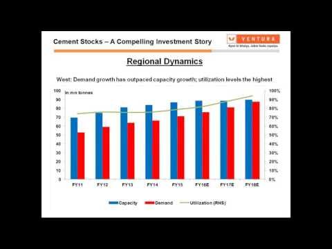 Ventura Research Cement sector update
