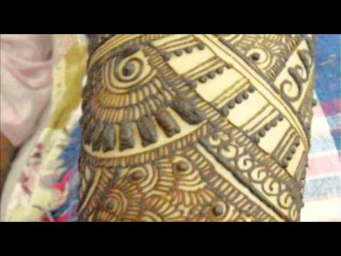 Full Hand Bridal Mehendi Art Indian Mehndi Design For Quick Simple Way To Draw
