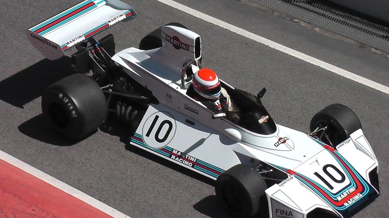 Historic F1 Sound - Brabham Cars BT37,BT42,BT49c - Pure sound on ...