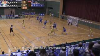 第41回日本ハンドボールリーグ 9/10 豊田合成vs北陸電力