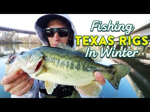 How To Fish The Texas Rig In Winter To Catch More Fish