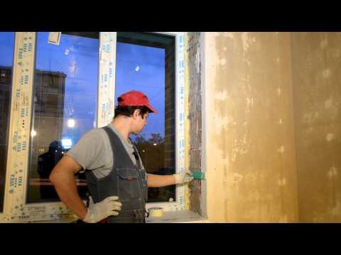 видео: Монтаж откосов без ПВХ уголков (полная версия)