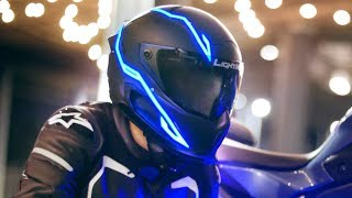 I Lit Up The COOLEST Helmet On The Market