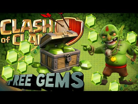 HINDI | How to get free gems in Clash of clans | Genuine