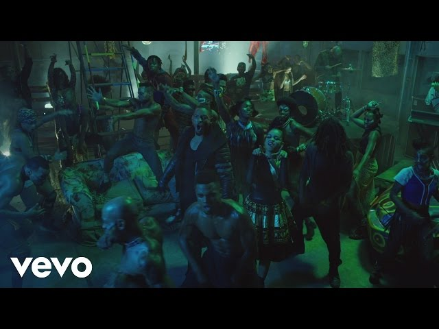 Bomba Estéreo & Will Smith - Fiesta (Remix) (Official Video)