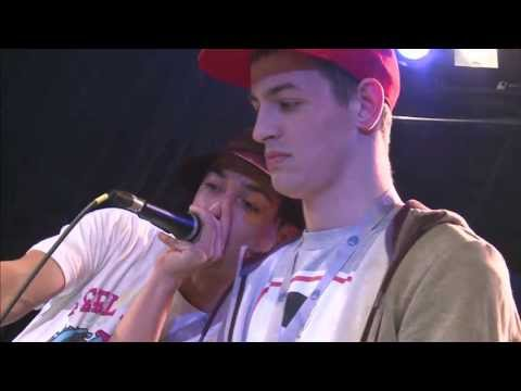 Robeat vs Babeli - Final - German Beatbox Battle 2011