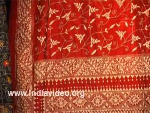 Silk handloom from Assam