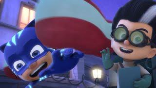 PJ Masks Full Episodes New Episode 11 Full Episodes Season 2 | Superhero Kids