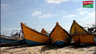 Phethai Cyclone Effect & Damage On Kakinada Fishing Harbour | Fisherman
