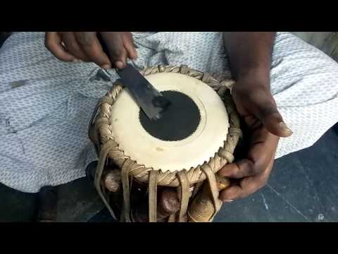 Tabla Making in Kolkata