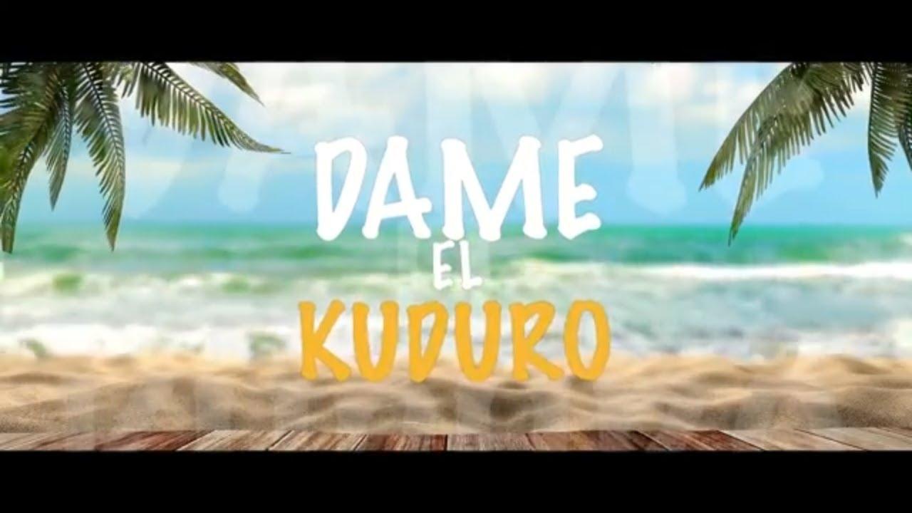DAME EL KUDURO (Latina Version) - Collectif Métissé (Lyrics Video)