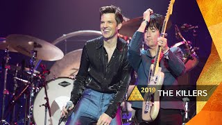 The Killers - This Charming Man (feat. Johnny Marr) (Glastonbury 2019)