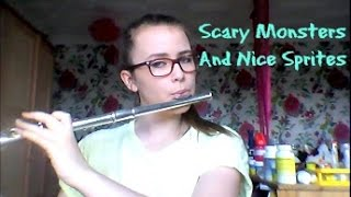 Scary Monsters And Nice Sprites-Skrillex (Flute Cover)