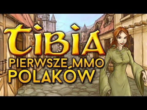 Pierwsze MMO Polaków - jak zmieniała się Tibia?