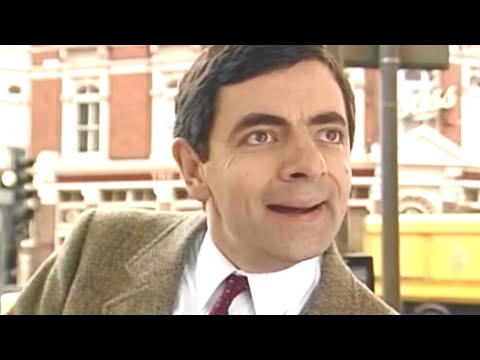 Have a Nice Day Bean | Funny Clips | Mr Bean Official