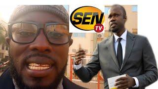 Ndakhe Liniou invité Ousmane Sonko Sén TV Moo Takhe Niou..... Arrêtez