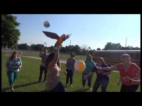 Hailmann Elementary School Staff Summer Break Video 2016