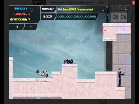 Plazma Burst (Y8 Games) Game Review